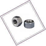 Stainless Steel XM19 Acme Nuts