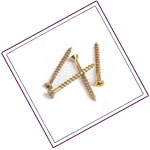 Stainless Steel Chipboard Screw