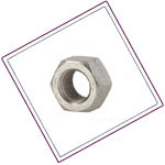 Stainless Steel XM19 Coil Nuts