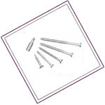 Stainless Steel Construction screws