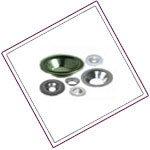 Hastelloy C276 countersunk-finishing-washers