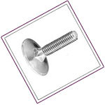 Hastelloy C276 Elevator Bolts