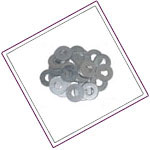 Hastelloy C276 flat-washers