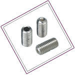 Hastelloy C276 Grub Screw