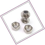 B2 Alloy Heavy Hex Nuts