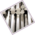 Duplex Steel Hexagonal Bar / Hexagon Bar suppliers