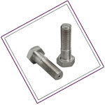 Hastelloy C276 Heavy Hex Cap Screws & Heavy Hex Bolts