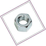 Stainless Steel XM19 Hex Nuts