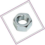 Stainless Steel XM19 NUTS