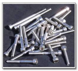 18-8 Stainless Steel One Way Machine Screws