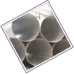 Large Diameter Custom Size Duplex Steel Pipe supplier
