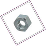 Hastelloy Alloy B2 Nylon Insert Nut