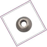 Stainless Steel XM19 ogee-washers