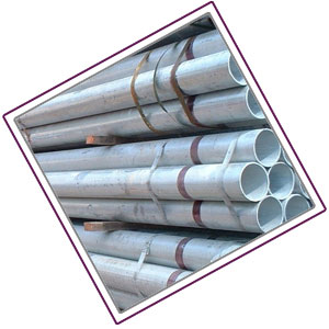 Monel Welded pipe suppliers