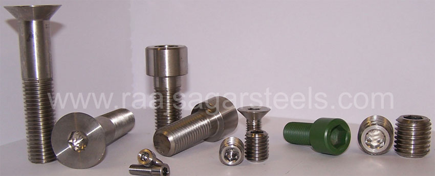 304 / 304H / 304L Stainless Steel Bolts