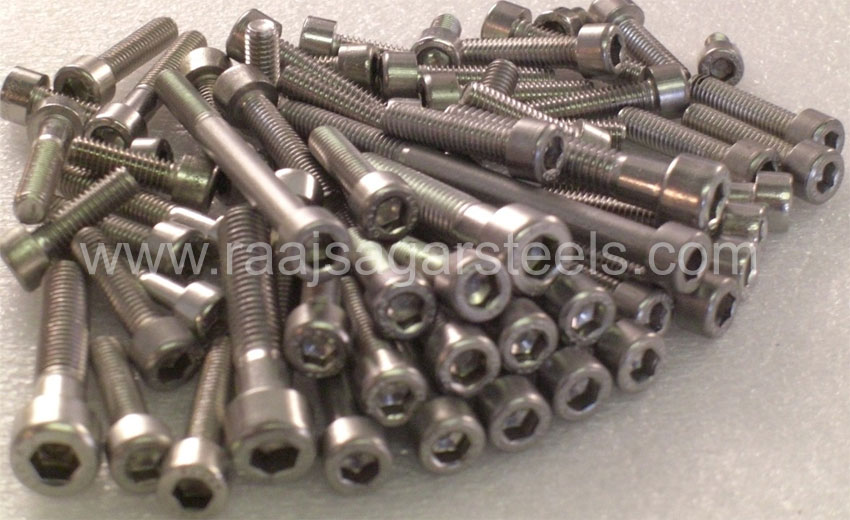 321/321H Stainless Steel Bolts