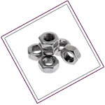 Stainless 321 Steel Hex Nuts