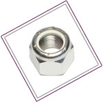 Stainless Steel 321 Lock Nuts