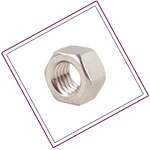 Stainless Steel 321 Hex Nuts