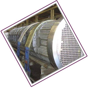 Super Duplex Steel Boiler Tube
