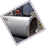 Stainless Steel Fabricated Pipe supplier