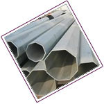 Duplex Steel Hexagonal Pipe supplier