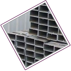Alloy 20 Rectangular Tube