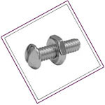 Hastelloy C276 Stove Bolt