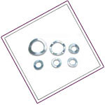 Stainless Steel wave-washers