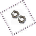 Stainless Steel XM19 Weld Nuts