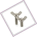 Stainless Steel Wing Bolts